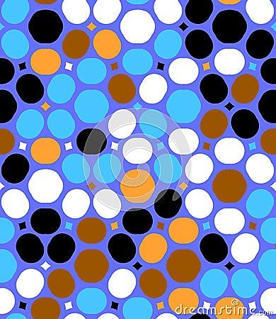 Free Vector Polka Dot Pattern Stock Photos - 59276353