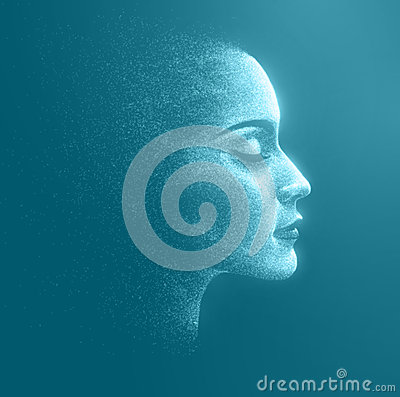 Free Vector Portrait Stock Photo - 27176500