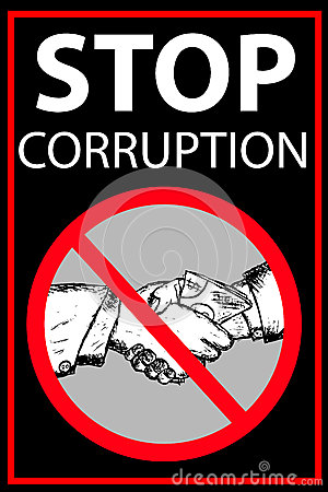How can we control corruption