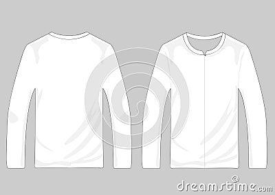 Vector pullover templates