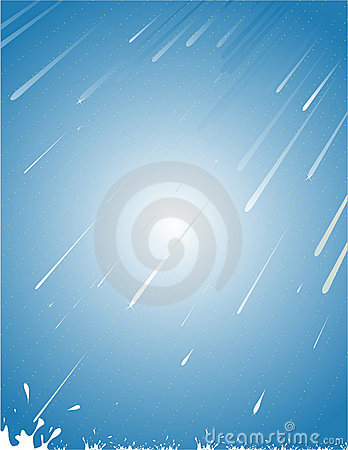 Vector Rain