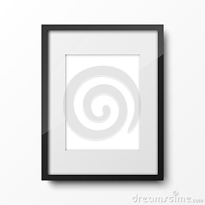 Free Vector Realistic Frame Stock Image - 33947781