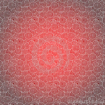 Free Vector Red Swirl Background Textured Royalty Free Stock Images - 13395619