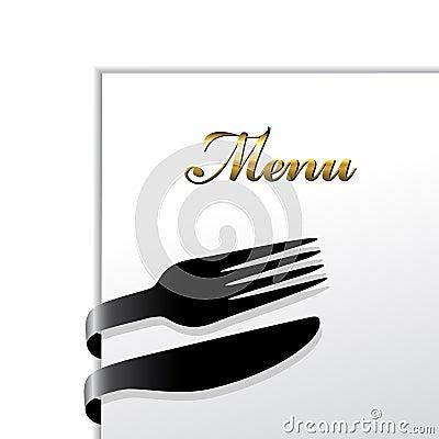 Free Vector Restaurant Menu Royalty Free Stock Photography - 17460177