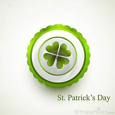 Vector saint patrick s day