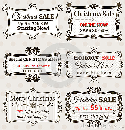 Free Vector Sale Tags Stock Photos - 28019753