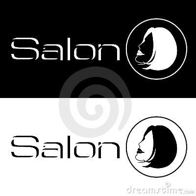 Vector Salon or Spa Logo