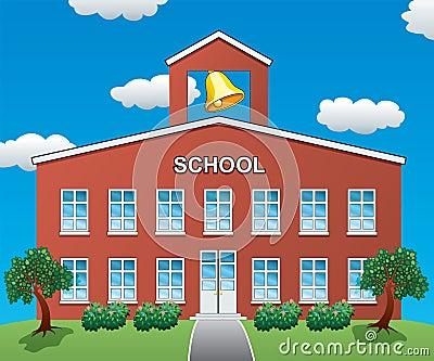 vector school house