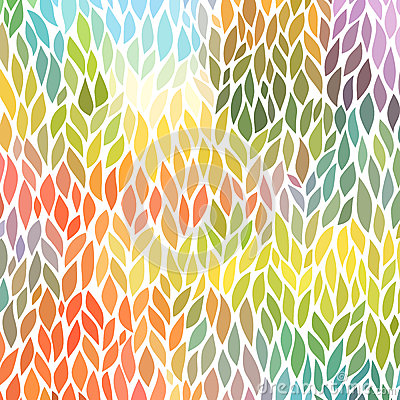 Free Vector Seamless Abstract Hand-drawn Pattern Royalty Free Stock Image - 50259416