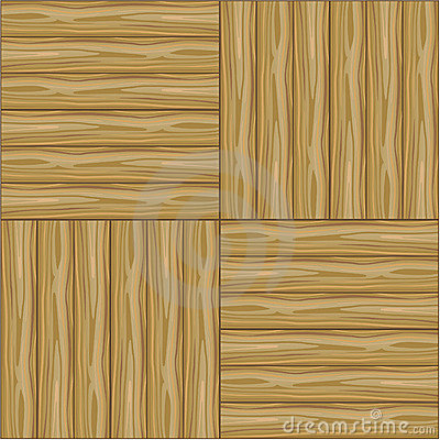 Vector seamless background a wooden parquet