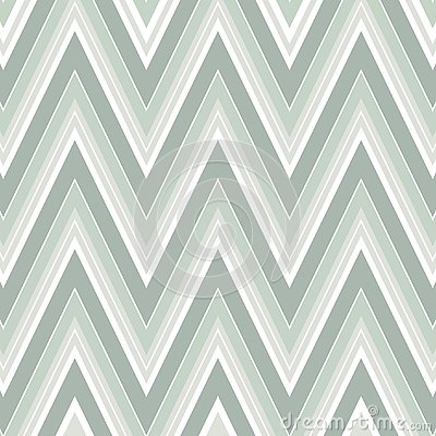 Vector seamless pattern. Geometric background with chevron Vector Illustration