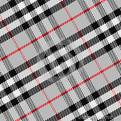 Vector seamless pattern Scottish tartan 1