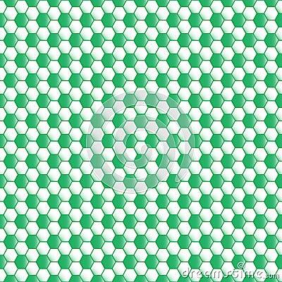 Vector seamless pattern, texture soccer ball.