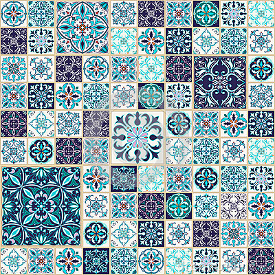 Free Vector Seamless Texture. Beautiful Patchwork Pattern For Design And Fashion With Decorative Elements Royalty Free Stock Images - 66894049