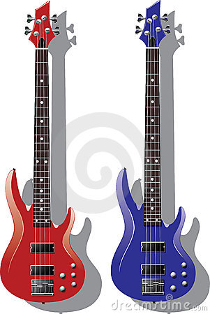 Vector series. Electric bass