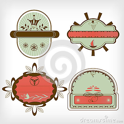Vector set  labels