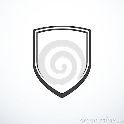 Free Vector Shield Icon Stock Photos - 98721743