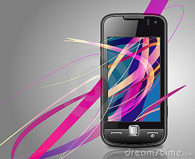 Vector smartphone&Vector smartphone