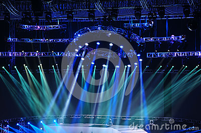 Vector Stage Spotlight