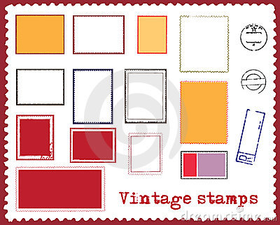 Vector stamp