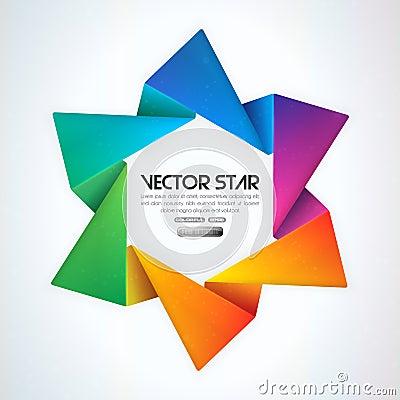 Free Vector Star Royalty Free Stock Photos - 22103198