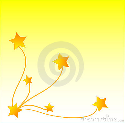 Vector star background