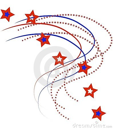 Vector Stars And Stripes