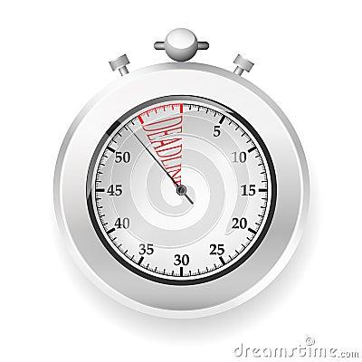 Vector stop watch