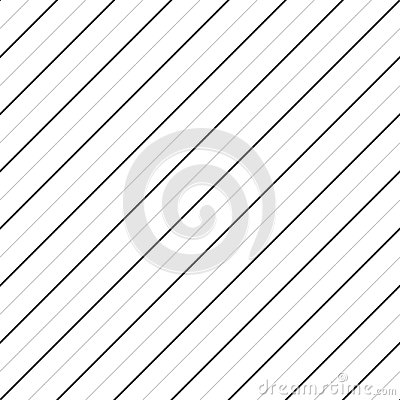 Free Vector Stripes Seamless Pattern. Thin Diagonal Lines Texture. Striped Pattern Royalty Free Stock Photo - 104237285