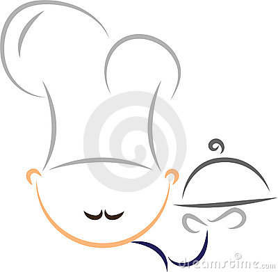 Vector Stylized chef