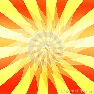 Free Vector Sunshine Abstract  Royalty Free Stock Image - 4498636