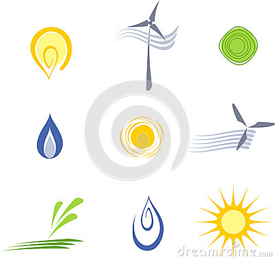 Vector sustainable energy elements