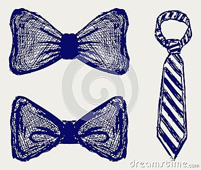 Vector tie