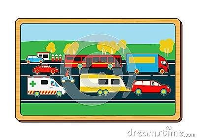 Vector Traffic