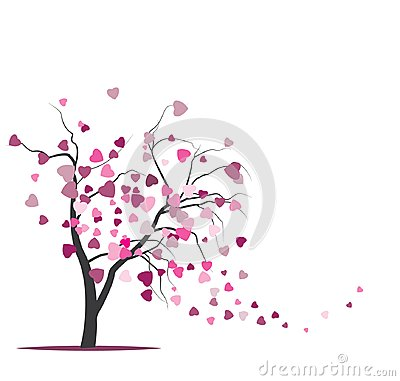 Vector tree with harts