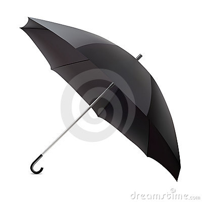 Vector umbrella illustration