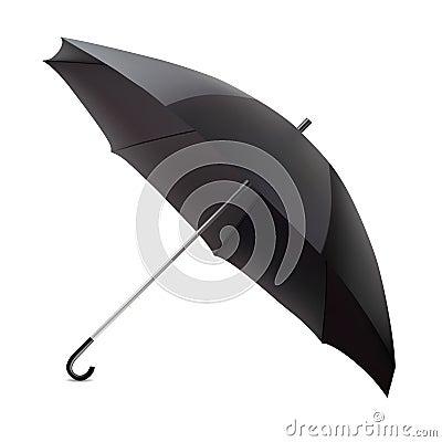 Vector umbrella illustration