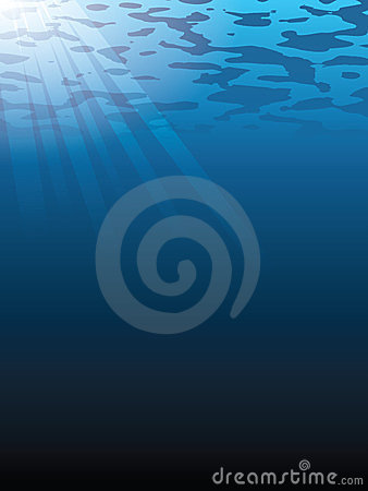 vector underwater background