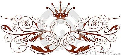 Vector vintage emblem