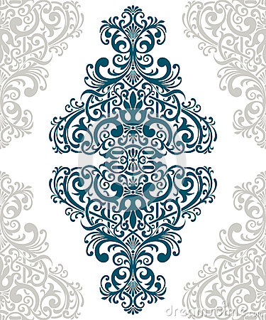 Free Vector Vintage Ornate Border Frame Card Cover Royalty Free Stock Photo - 25523245