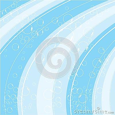 vector Water wave