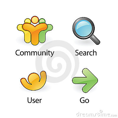 Vector web icons 2