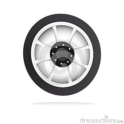 Vector wheel and rim