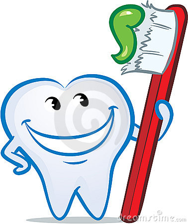 Free Vector Winking Happy Smiling Tooth Stock Photo - 6030740