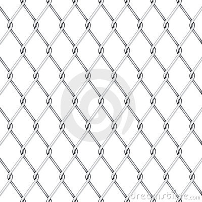 Vector wire fence