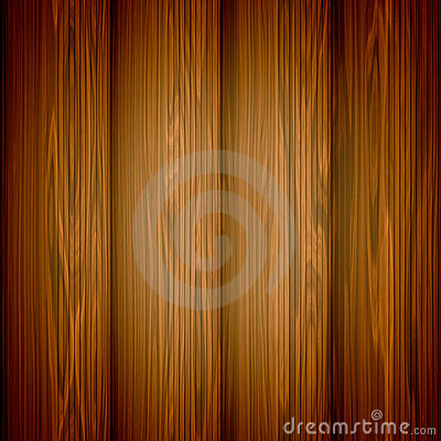 Free Vector Wood Background Royalty Free Stock Photos - 6900848