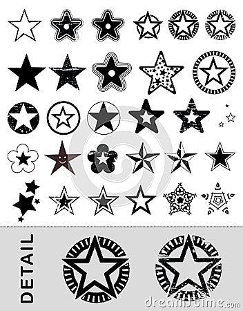 Vectored stars