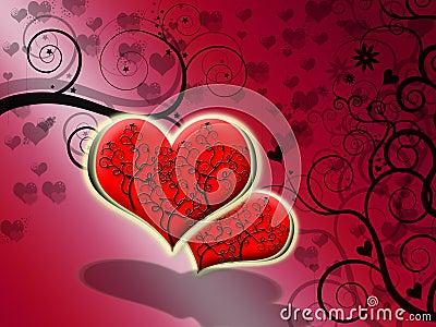 Vectorial hearts