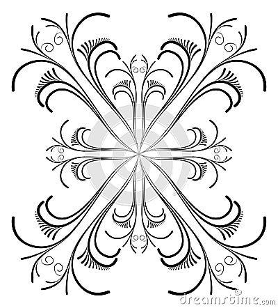Vectorial pattern