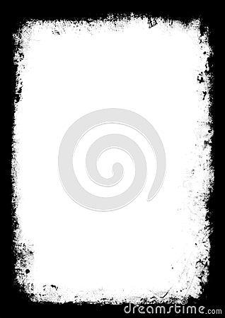 Free Vectorized Grunge Border Stock Photo - 1669110